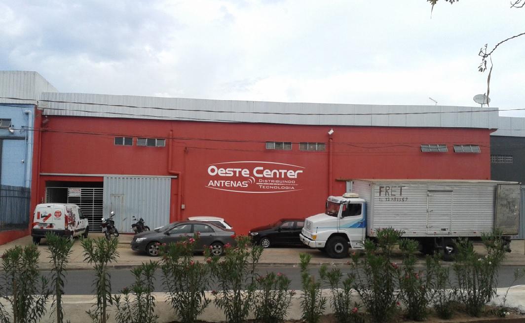Oeste Center (2009)